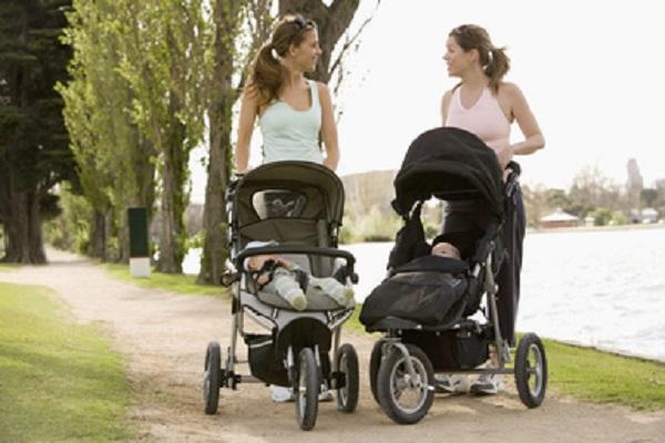 Hướng dẫn cách sử dụng xe đẩy em bé đảm bảo nhất